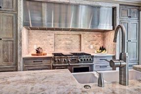 Dream custom kitchens by Creative Cabinetworks of Williamsburg, VA