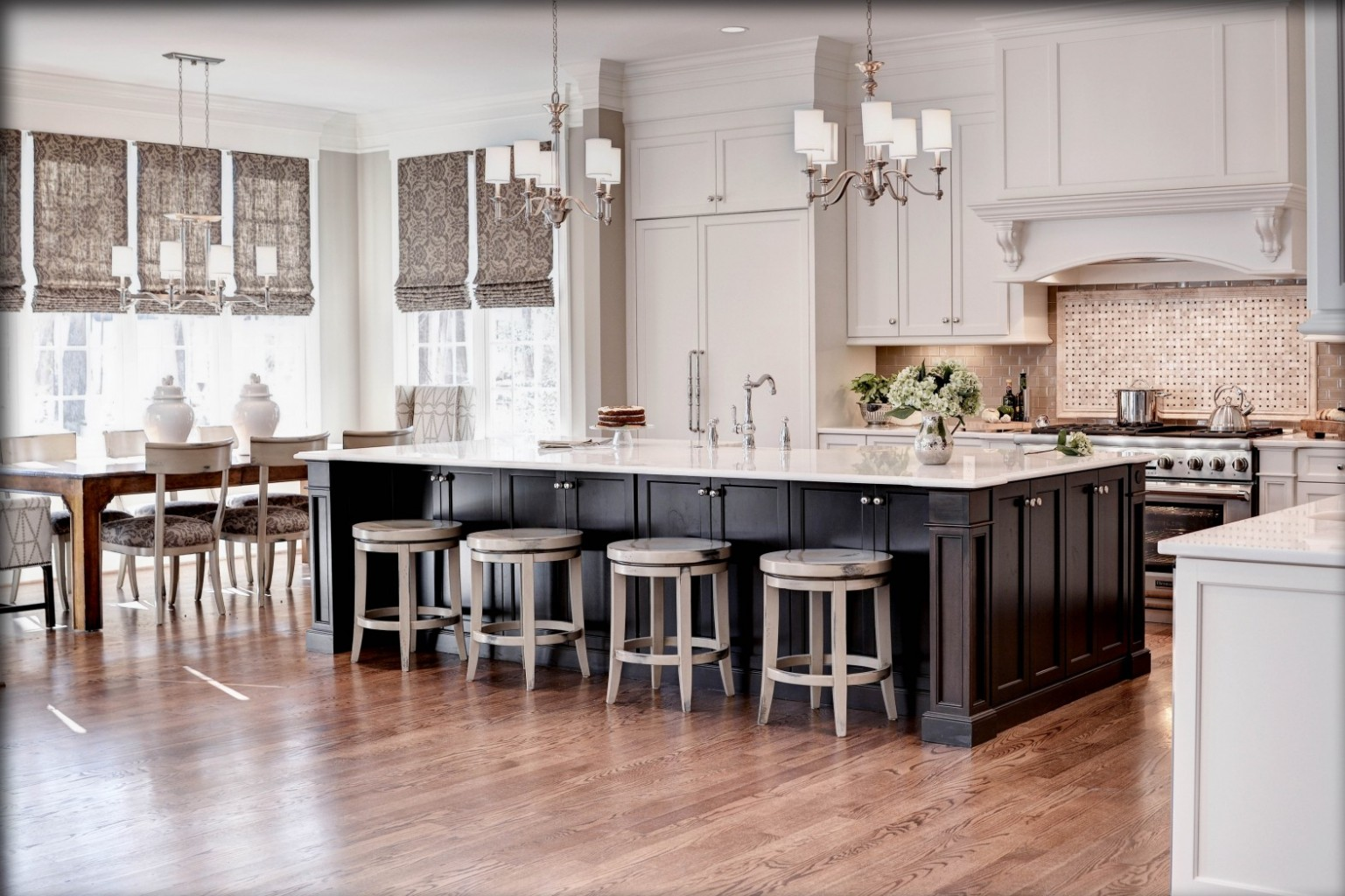 Award-winning kitchen by Cabinetworks in Williamsburg, VA
